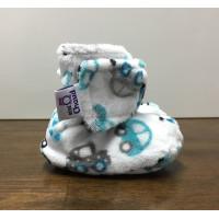 Pantoufles Bébé ô chaud 3-6 mois