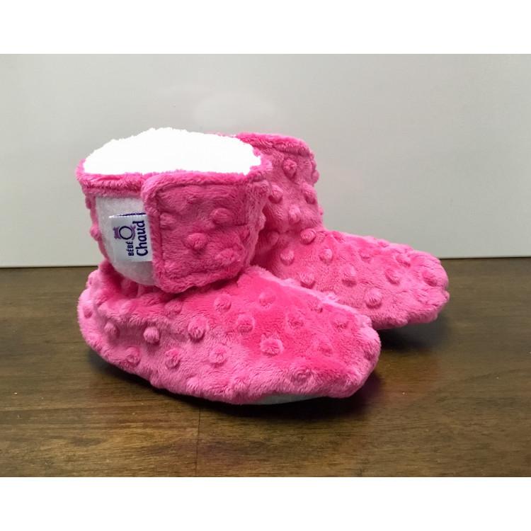 Pantoufles Bébé ô chaud 36-48 mois