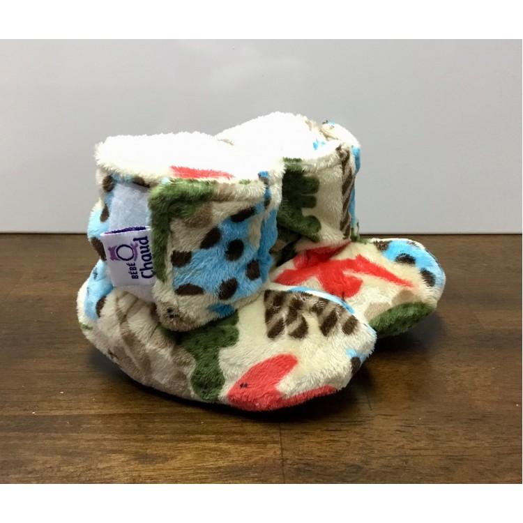 Pantoufles Bébé ô chaud 18-24 mois