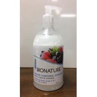 Bionature savon 3/1 aux petits fruits 500ml